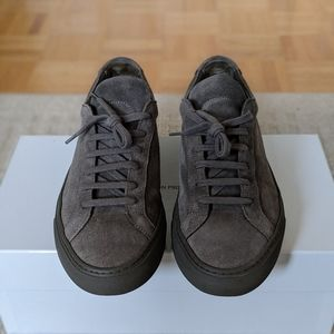 COMMON PROJECTS Achilles Low Brown Suede (41)